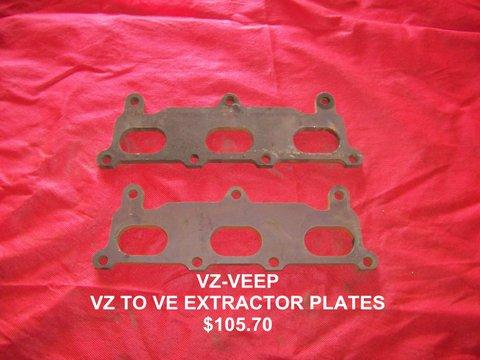 Extractor Plates