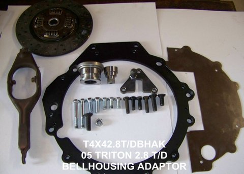 Bellhousing Adaptors