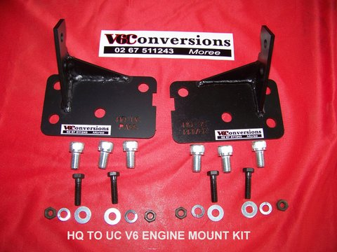 Engine/ Gearbox Mounts